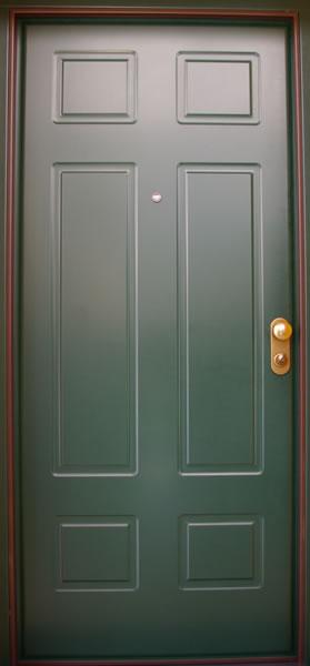 Anta della porta blindata livorno for Occhio magico per porte
